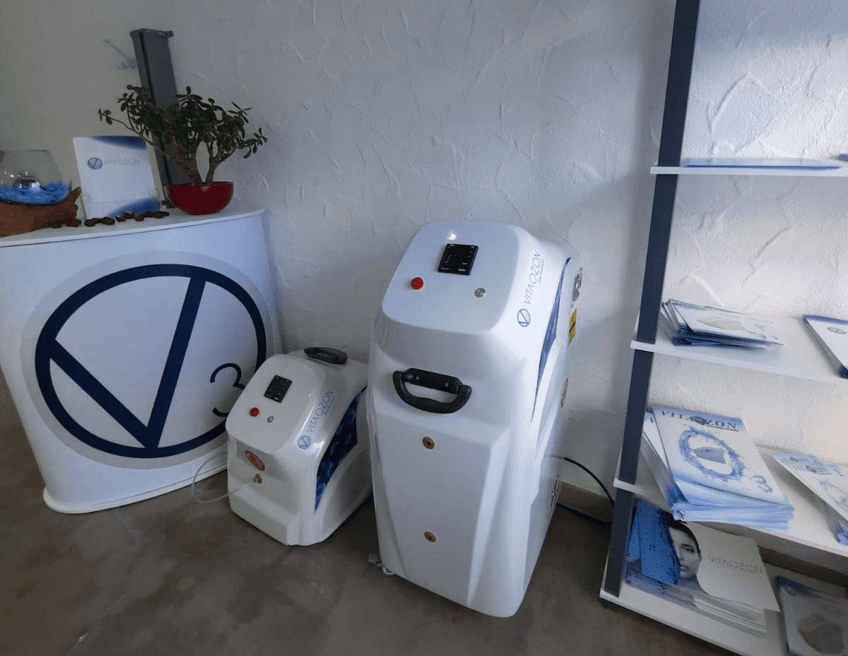 Vitaozon Air Ozongenerator